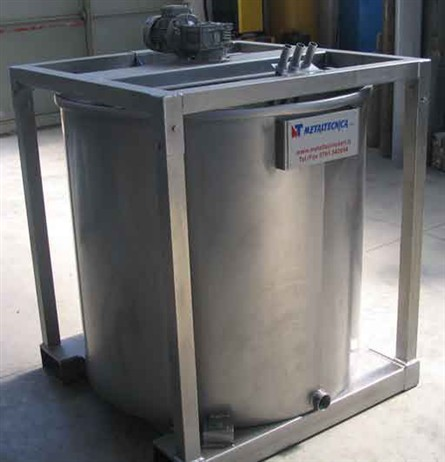 Flocculation Tank